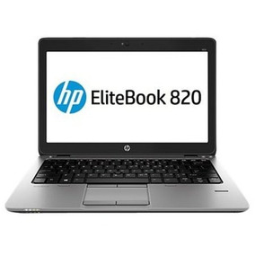 Notebook Hp Elitebook 820 Intel Core I5 4gb 320gb - Seminovo