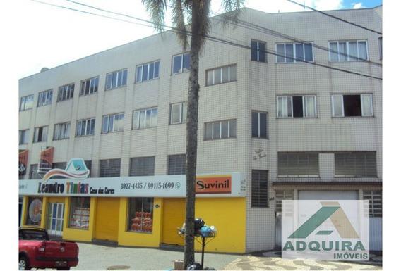 Apartamento Padrão Com 2 Quartos No Edifício São Vicente - 4870-l