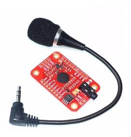 Modulo De Reconhecimento De Voz Para Arduino V3.1