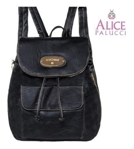 Mochilete Alice Palucci Coleção Day By Day Ótimo Presente