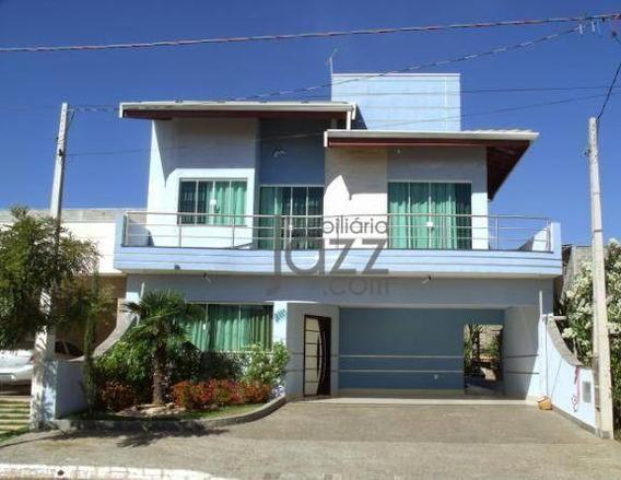 Linda Casa Com 3 Dormitórios À Venda, Por R$ 1.000.000 - Resindencial Golden Park - Hortolândia/sp - Ca6680
