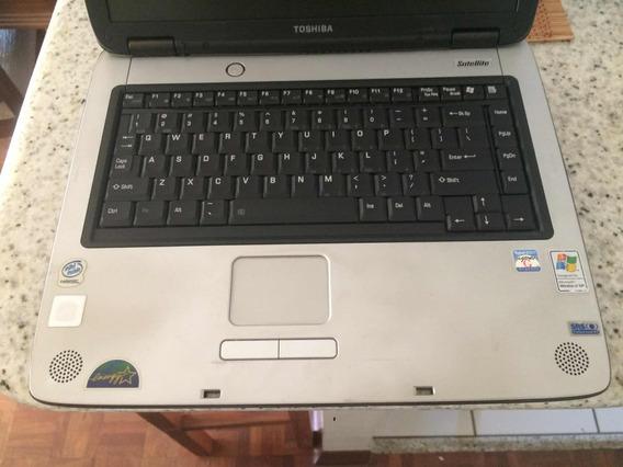 Notebook Toshiba A60-s1561