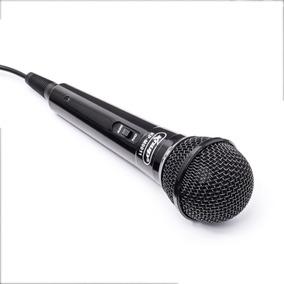 Microfone Com Fio Knup Kp-m0011 Unidirecional