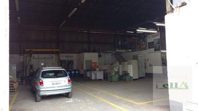 Galpão Industrial Para Locação, Distrito Industrial, Jundiaí. - Ga0098