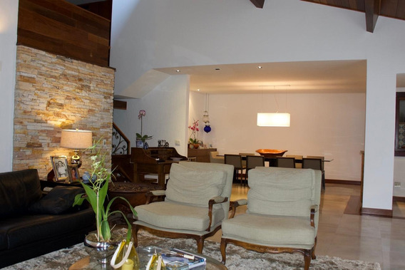Casa Com 4 Quartos Para Comprar No Belvedere Em Belo Horizonte/mg - 3632