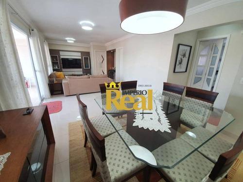 Imagem 1 de 19 de Apartamento À Venda, 126 M² Por R$ 1.380.000,00 - Perdizes - São Paulo/sp - Ap6737