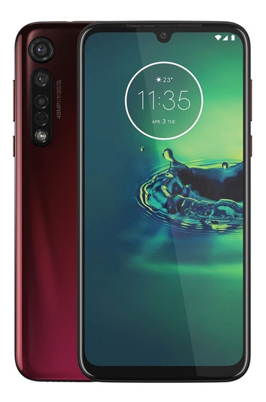 Motorola Moto G8 Plus 64gb+4ram Cámara Triple Msi