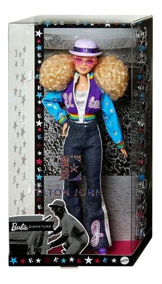 Barbie Collector Elton John 2020 Collector Cantor Lançamento