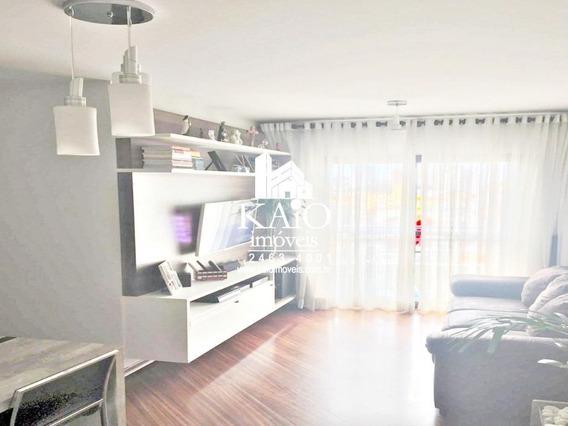 Apartamento De 65m² Com 3 Dormitórios 1 Suite 1 Vaga, Gopouva - Ap1050