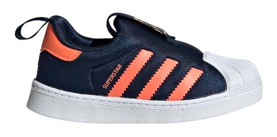 Zapatilla adidas Originals Superstar 360 I Ee6279 Niño Ee627