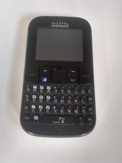 Celular Alcatel 3075m,3g Roteador,wi-fi Rádio Anatel Usado