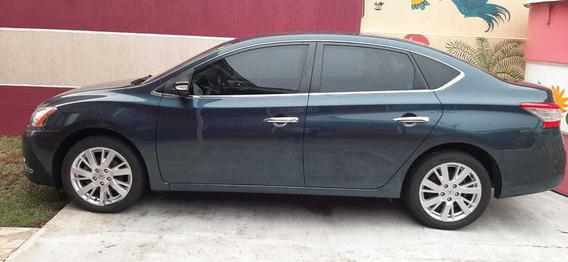 Nissan Sentra 20sl Cvt, 2014.