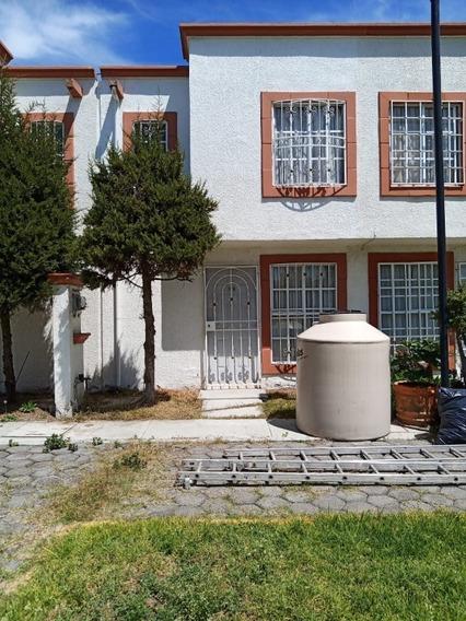 Casa En Renta En La Fortaleza, Ecatepec, Estado De México