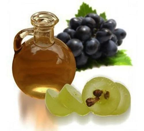 Aceite Puro Pepitas De Uva 1lts Cosmetológico En Caba