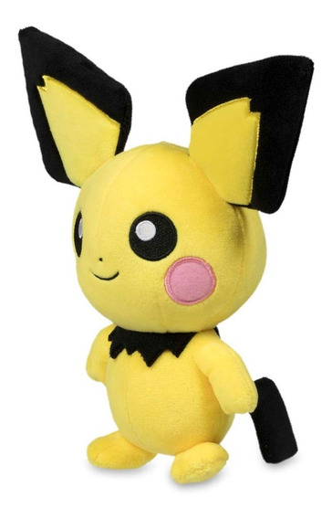 Peluche Pichu Pokemon Center
