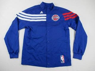 Blusão Nba Detroit Pistons adidas Tamanho 2xl