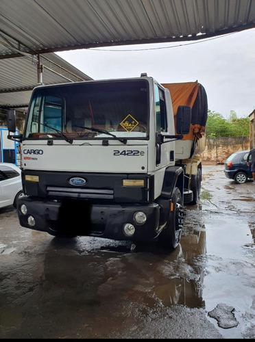 Truck Ford Cargo 2422 Caçamba 10/10