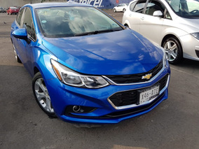 Chevrolet Cruze 1.4 Lt At 2017 Unico Dueño Posible Cambio