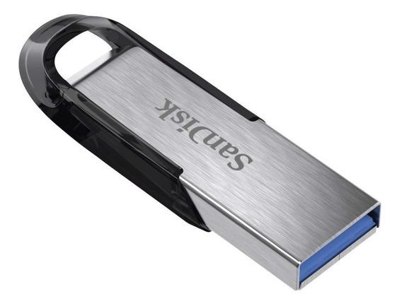 Pen Drive 256gb Sandisk Ultra Flair Sb 3.0 150 Mb/s