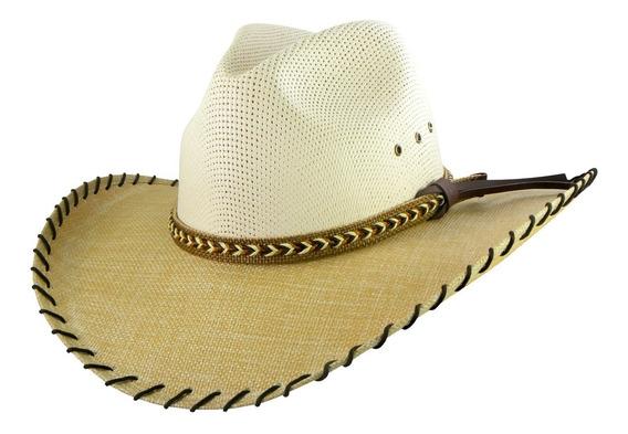 Sombreros Jessi Uribe Frontier Toledo Pespunte Unisex