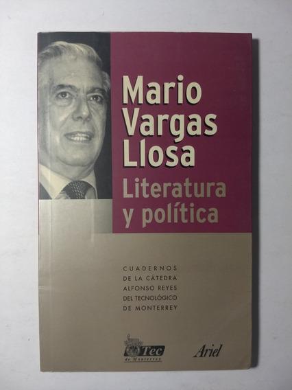 Literatura Y Política , Mario Vargas Llosa