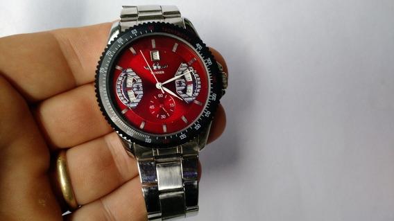 Relógio Winner Automático Masculino Perfeito