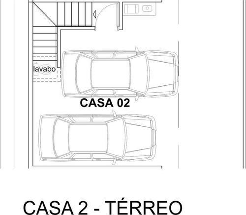 Sobrado À Venda, 100 M² Por R$ 520.000,00 - Campo Grande - Santos/sp - So0721