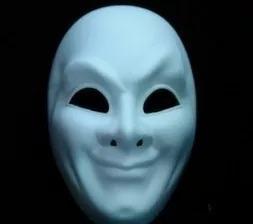 Mascara Halloween Disfarce Com Mãos Pequenas Fantasia Import
