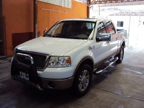 Pick Up Camioneta Ford Lobo Lariat 4 Puertas 4x4