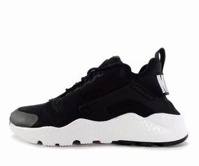 aa37f6fd25 Nike Wmns Aire Huarache Carrera Ultra Nsw Correr Negro 81915
