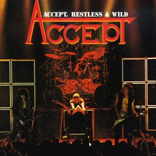 Restless And Wild - Accept (cd)