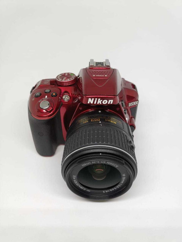 Camara Nikon D5300 C/18-55mm F3.5-5.6 Vr