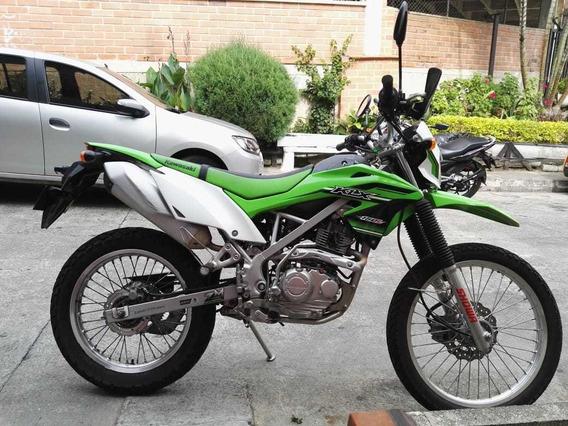 Klx 150l Modelo 2016 En Muy Buen Estado.