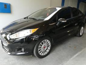 Ford Fiesta Titanium Blindado