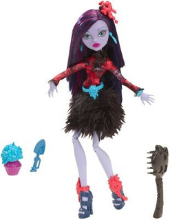 Monster High Oscuridad