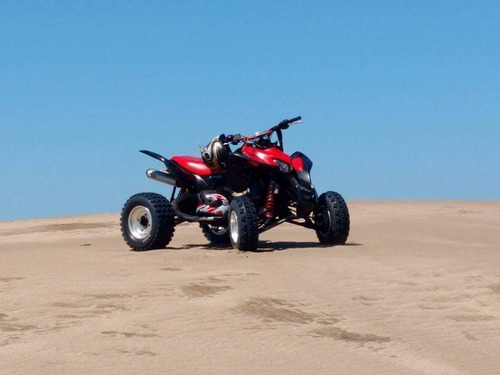Cuatri Honda Trx 700  2008
