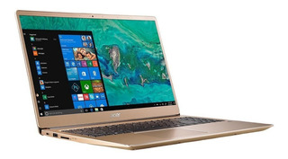 Ultrabook Acer Swift I7 8va Quad 8gb Ssd256 15 Fullhd 1,6kg