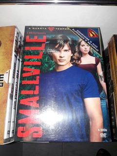 Box Smallville . 4 Temporada Lacrado