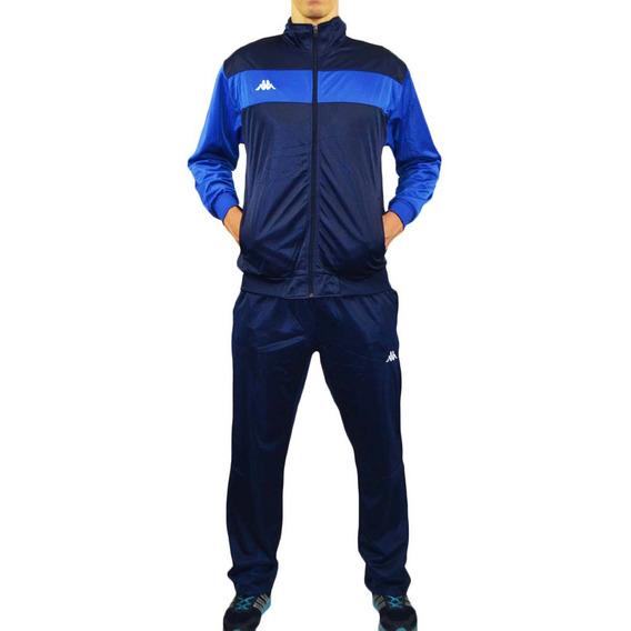 Agasalho Masculino Kappa Sportswear Hill Helanca Original+nf