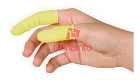 Dedeira De Lã¡tex Antiestã¡tica / Protetor De Dedo Antiestã¡