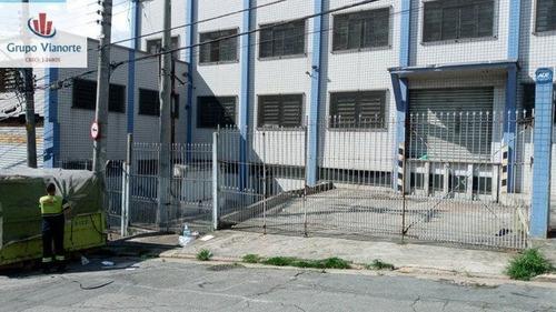 Galpão/pavilhão A Venda No Bairro Vila Carbone Em São - P0289-1