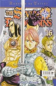 Nº 16 The Seven Deadly Sins Nakaba Suzuki