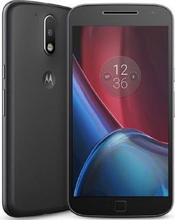 Motorola Moto G4 Plus 4g 32gb Cam16mp Ram 3gb Huella Octa