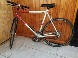 Bicicleta Semi Carrera Rodado 28 Works Cambios Impecable
