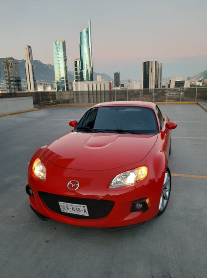 Mazda Mx5, Convertible, Segundo Dueño, 2014, Negociable