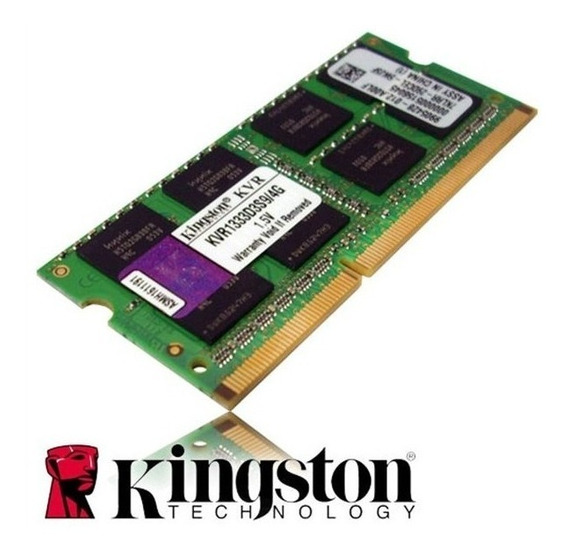 Memoria Ddr3 De 4gb Bus(12800 ) Para Laptop