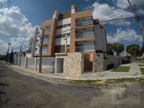Apartamento 02 Quartos No Cidade Jardim, São José Dos Pinhais - Ap0118