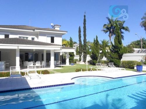 Imagem 1 de 30 de Casa Com 5 Dormitórios À Venda, 559 M² Por R$ 3.800.000,00 - Jardim Acapulco - Guarujá/sp - Ca1635