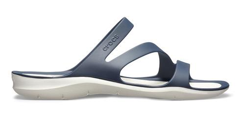 Sandalias Crocs Swifwater Azul