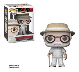 John Hammond Jurassic Park Funko Pop